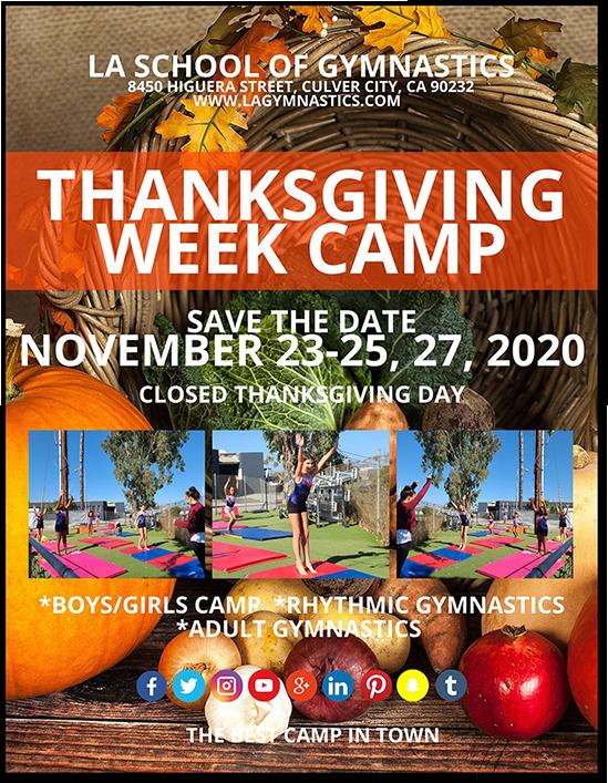 gymnastics-thanksgiving-week-camp-flyer